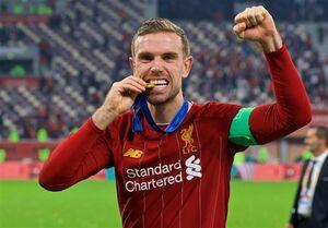 هندرسون؛ بهترین بازیکن فصل لیگ برتر به انتخاب اتحادیه خبرنگاران فوتبال انگلیس