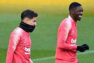 ۱۲ بازیکن بارسلونا در آستانه جدایی