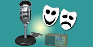 امیری: نمایشی برگرفته از کتاب تقریظ شده مقام معظم رهبری در رادیو نمایش+فیلم