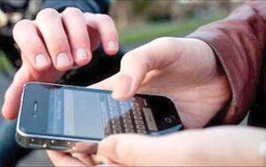 فیلم/ آموزش پلیس برای جلوگیری از موبایلقاپی
