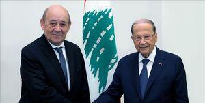 سفر بدون نتیجه وزیر خارجه فرانسه به لبنان