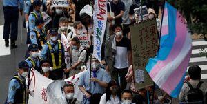 مخالفت ژاپنیها با برگزاری المپیک