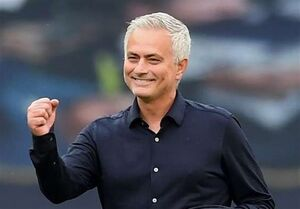 مورینیو: من قهرمان ۵ هفته آخر لیگ برتر هستم