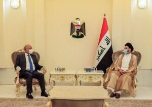 تاکید صالح و الحکیم بر ضرورت دفاع از حاکمیت عراق