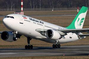 شکایت مدیرکل شرکت هواپیمایی غیرنظامی سوریه برای تعرض به ماهان
