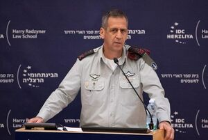 جابهجایی رییس ستاد ارتش اسراییل از ترس انتقام حزبالله