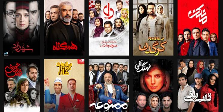 بی بندوباری فرهنگی در سریالهای شبکه خانگی +کاریکاتور