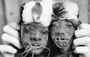 جیوارو - قبیله آمازون