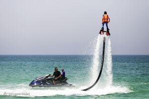 عکس/ مسافران جزیره کیش در روزهای کرونایی