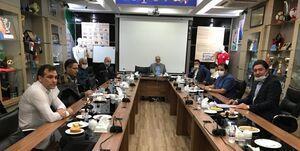 جلسه کمیته فنی برای انتخاب دستیاران مظلومی