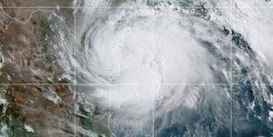 تاخت و تاز طوفان پرقدرت «هانا» در تگزاس