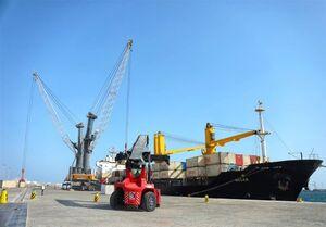 پهلوگیری کشتیهای حامل کالای اساسی در بزرگترین بندر اقیانوسی کشور