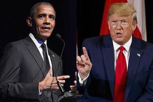ترامپ به اوباما برچسب جاسوسی زد
