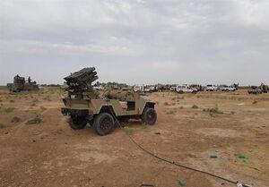 عراق|ضربات کوبنده حشد شعبی به تروریستهای داعشی در شمال سامراء