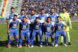آبیها با استرا از فوتبال ایران فراتر رفتند
