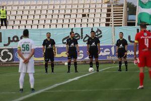 اسامی داوران هفته بیست و هفتم لیگ برتر فوتبال اعلام شد