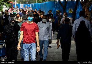 تهران در روزهای کرونایی