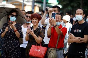 خوشحالی چینی ها از تعطیلی کنسولگری آمریکا