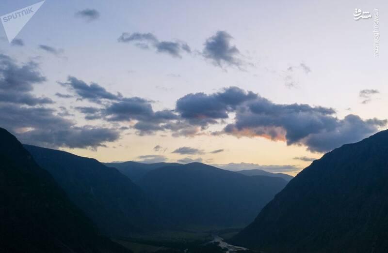 2865205 - عکس/ زیبایی کوههای آلتای در روسیه