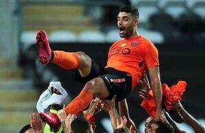 طارمی بهترین بازیکن ماه فوتبال پرتغال شد
