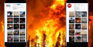 وقتی BBC  و اینترنشنال آتش بیار معرکه شدند +عکس و فیلم