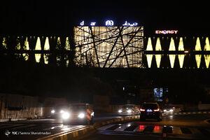 عکس/ مصرق بیرویه برق در پایتخت