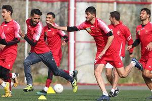 بازگشت بازیکن کرونایی پرسپولیس به تمرین