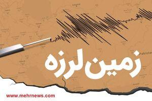 زمین لرزه ۴.۸ ریشتری هجدک کرمان را تکان داد