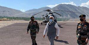 مجوز دولت هند به ارتش برای ساخت پایگاه در جامو و کشمیر