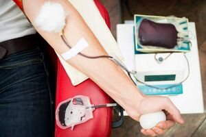 دلایل بالابودن سلامت خون مصرفی ایران در دنیا