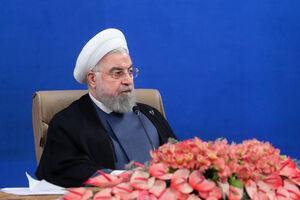 فیلم/ واکنش روحانی به شایعه وقف قله دماوند