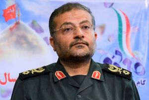 رئیس سازمان بسیج مستضعفین غلامرضا سلیمانی