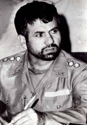 داستان وزیری که جبهه را به پشت میز نشستن ترجیح داد + تصاویر