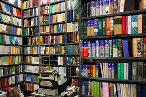 بازار مشکوک به کرونای کتاب