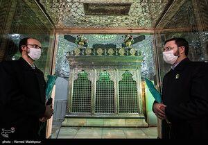 عکس/ شبهای مسلمیه در حرم حضرت عبدالعظیم حسنی(ع)