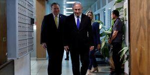 تلاش نتانیاهو و پامپئو برای بازگرداندن معامله قرن
