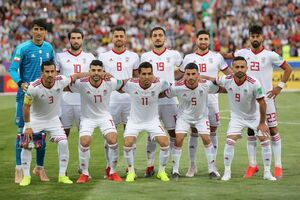 رونمایی از برنامه تیم ملی فوتبال ایران