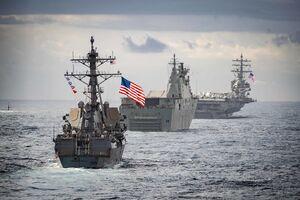 هشدار چین به آمریکا درباره حمله به جزایر جنوبی