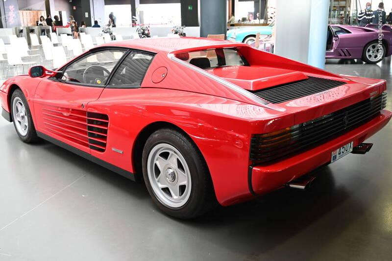 2867358 - عکس/ نمایشگاه دیدنی خودروهای مصادره شده