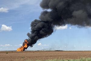 وقوع انفجار در تاسیسات گاز در تگزاس