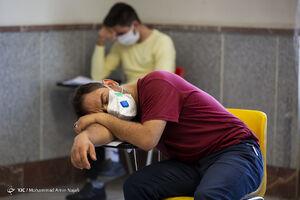 خواب در جلسه آزمون دکتری