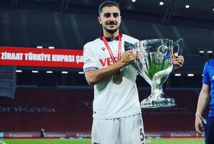 یاران حسینی در جام حذفی ترکیه قهرمان شدند