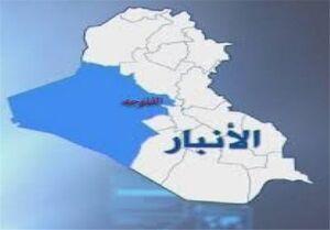 عملیات ارتش و الحشد الشعبی برای پاکسازی استان الانبار از بقایای داعش