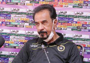 مربی سپاهان: تیم ما شرایط خوبی ندارد