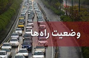 لغو محدودیت هراز و آزاد راه تهران شمال تا اطلاع بعدی