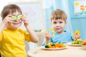 ضرورت مصرف این سبزیجات برای کودکان