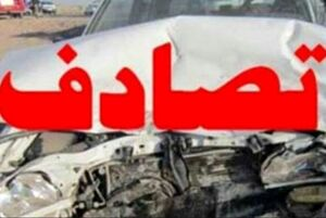 ️ ۲۱ مجروح در واژگونی خودروی حامل اتباع خارجی