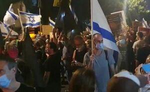 تشدید تدابیر امنیتی مقابل منزل نتانیاهو