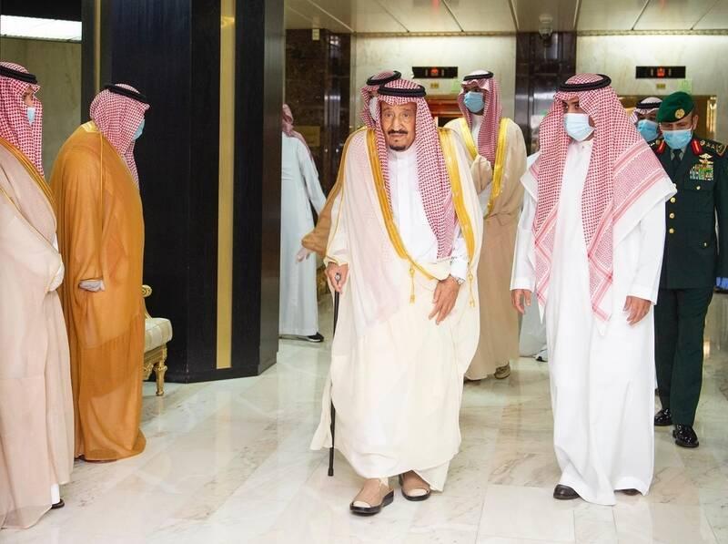 سلمان بن عبدالعزیز آل سعود | ملک سلمان , عربستان سعودی ,
