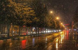 امروز و فردا در کدام استان ها باران می بارد؟